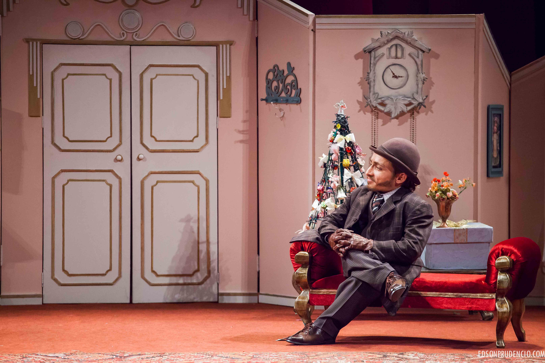 Teatro (Foto: Jairo Goldfuss)